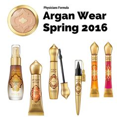 Physicians Formula New Argan Wear for Spring 2016 | http://www.musingsofamuse.com/2015/12/physicians-formula-new-argan-wear-for-spring-2016.html