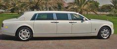 2008 Rolls-Royce Phantom Stretched Limousine