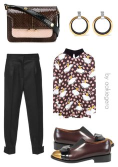 """Marni"" by aakiegera on Polyvore featuring мода и Marni"