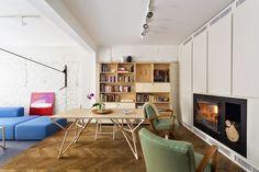 Design Hub - блог о дизайне интерьера и архитектуре: Квартира в Софии