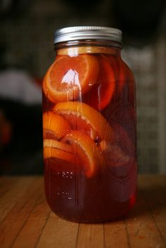 Oranges steeped in rosé produce a powerfully pretty house wine, with a flavor akin to Lillet or Campari The most traditional versions from the south of France are made with bitter Seville oranges, the ones used for marmalade This recipe, from Sally Clarke, a chef in London, is adjusted for the sweetness of American fruit