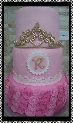 Nega Bolos e Doces - Bolos de Aniversário Princesa  Visite a nossa Página no Facebook