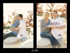 Rangers Engagement Session >> Fairy Tale Photography