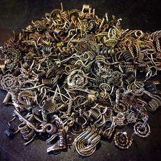 Coil graveyard #VaporHub [ Vapor-Hub.com ]