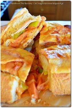 Η απόλαυση της βρώσης ~ Ας μαγειρέψουμε Sandwiches, Food, Essen, Meals, Paninis, Yemek, Eten