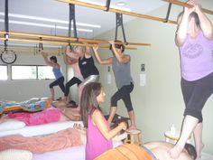 Barefoot basics class with Julie Marciniak @ www.northpointebodytherapies.com.