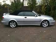 Very Nice Saab 9-3, fully loaded