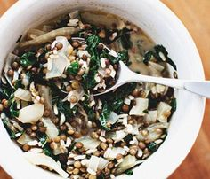 Hearty Fall Soups With Superfoods: Food & Diet: Self.com
