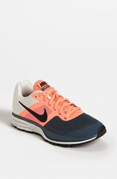 Pretty peach nikes