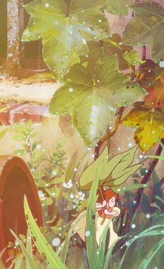 Arrietty Phone Backgrounds for anon