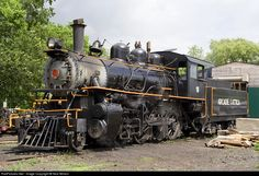RailPictures.Net Photo: ARA 18 Arcade & Attica Railroad Steam 2-8-0 at Arcade, New York by Nick Wilson