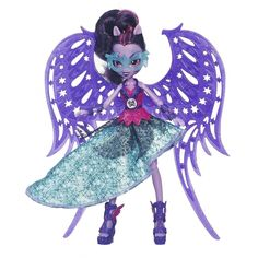 Кукла Девушки Эквестрии: Твайлайт Спаркл Midnight Magic - YouLoveIt.ru
