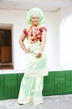 Nigerian wedding Igbo bride