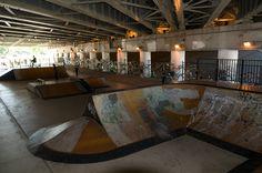 Logan Boulevard Skate Park - [City] - Logan Square Neighborhood