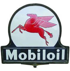 1954 Gasoline Signs ★。☆。JpM ENTERTAINMENT ☆。★。