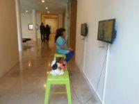 Auckland Art Gallery - very modern art