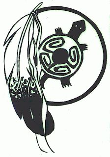 native american templates   Native American Indian Symbols ID-005