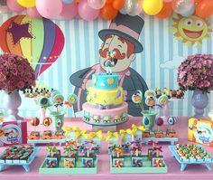 Festa Mundo Bita: 50 ideais criativas para adicionar à decoração Birthday Cake Decorating, Birthday Party Decorations, Birthday Parties, Cake Birthday, Birthday Wishes Quotes, Popcorn Bar, Cake Photography, Boy Decor, Malu