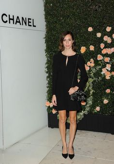 Gia Coppola - CHANEL Intimate Dinner At Robertson Boutique