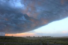 Crazy Clouds  Posted by: Lisa DeVido // Today  Calgary, Alberta // Shot: August 8, 2012