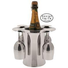 Allparty - Suomalaiset design coolerit termosrakenteella. Settiä saatavana myös lasipikareilla. Osasto 1 F 50. #habitare2014 #design #sisustus #messut #helsinki #messukeskus