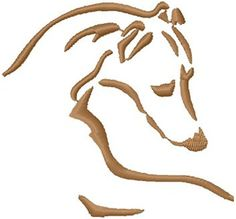 whippet embroidery design | Machine Embroidery Downloads: Designs & Digitizing Services from ...