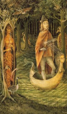 Remedios Varo was a Spanish-Mexican, surrealist painter.