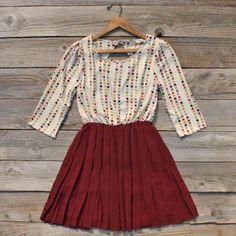 Falling Arrows Dress...