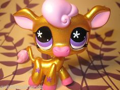 littlest pet shop chinese new year Ox