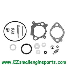 Carburetor Rebuild Kit - $12.00 with FREE SHIPPING in our eBay Store!  Fits 3 thru 5 HP engines with Walbro built carburetors 110700, 121700,after date code 95110200 123700, 126700, 135700, 12E700, 12F700, all Quantum and 5 HP horizontal Industrial Plus engines Replaces: BRIGGS & STRATTON 498260, 493762, 492495, LASR 98277, ROTARY 10237, STENS 520-516, 520516 **Not compatible with greater than 10% ethanol fuel