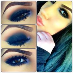 Love this makeup look, wish I knew what the lip color was