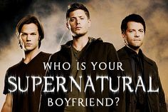 Take our quiz and find your #Supernatural boyfriend. http://www.buddytv.com/personalityquiz/supernatural-personalityquiz.aspx?quiz=500000199