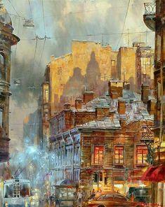 Іван Славинський ~ сюрреалізму і художник-імпресіоніст