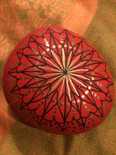 Red as My Heart by rockdalas on Etsy