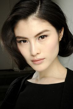 Christian Dior Spring 2012 Couture - Beauty - Gallery - Style.com - Sui He