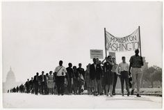 March on Washington, 1963 © Flip Schulke, Courtesy of the Fahey/Klein Gallery, Los Angeles Civil Rights Activists, Civil Rights March, Civil Rights Movement, I Have A Dream, Martin Luther King, Black History Month, Civilization, How To Become, Federal