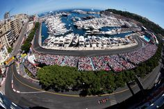 grand prix / monte carlo - been there, not during the race, but actually walked the track, crazy sharp turns...