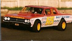Rare 1965 Olds Cutlass stock car. Nascar Race Cars, Old Race Cars, Sprint Cars, Real Racing, Dirt Track Racing, Auto Racing, Late Model Racing, Classic Race Cars, Used Ford