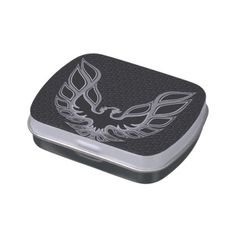 Pontiac Trans Am T/A Screaming Chicken Muscle Car Candy Tins - kitchen gifts diy ideas decor special unique individual customized