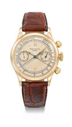 Christie's auction house announces the monothematic sale of 100 extremely valuable and rare Patek Philippe wristwatches in celebration of Patek Philippe's anniversary, which includes timepieces owned by kings and industrialists. Best Watches For Men, Cool Watches, Men's Watches, Patek Philippe Aquanaut, Patek Philippe Calatrava, Watches Photography, Rolex Daytona, Beautiful Watches, Vintage Watches