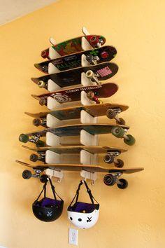 Soto Board Rack - Obrary
