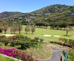 Mahogany Run Golf Course, St Thomas, USVI
