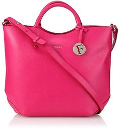Furla ALISSA / leather tote on ShopStyle