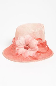 Nordstrom 'Asymmetrical Crown' Derby Hat available at #Nordstrom