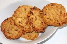 Haferflocken-Aprikosen-Cookies - Rezept Cauliflower, Muffin, Food And Drink, Vegetables, Breakfast, Chicken Green Beans, Health Dinner, Dinner Ideas, Healthy Groceries