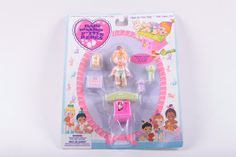 Baby Buddies P'tits Bebes In Package Like New Vintage Toy Accessories  The Pink Room  161229 by ThePinkRoom
