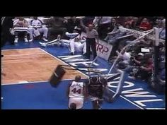 Shaquille O'Neal Backboard Breaking Dunks Compilation - YouTube