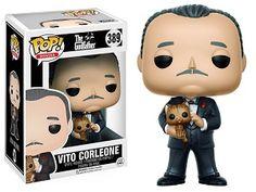 Figura Vito Corleone de la película El Padrino