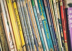 What's your all time favorite children's book or author?