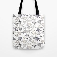 Sky Beasts Tote Bag